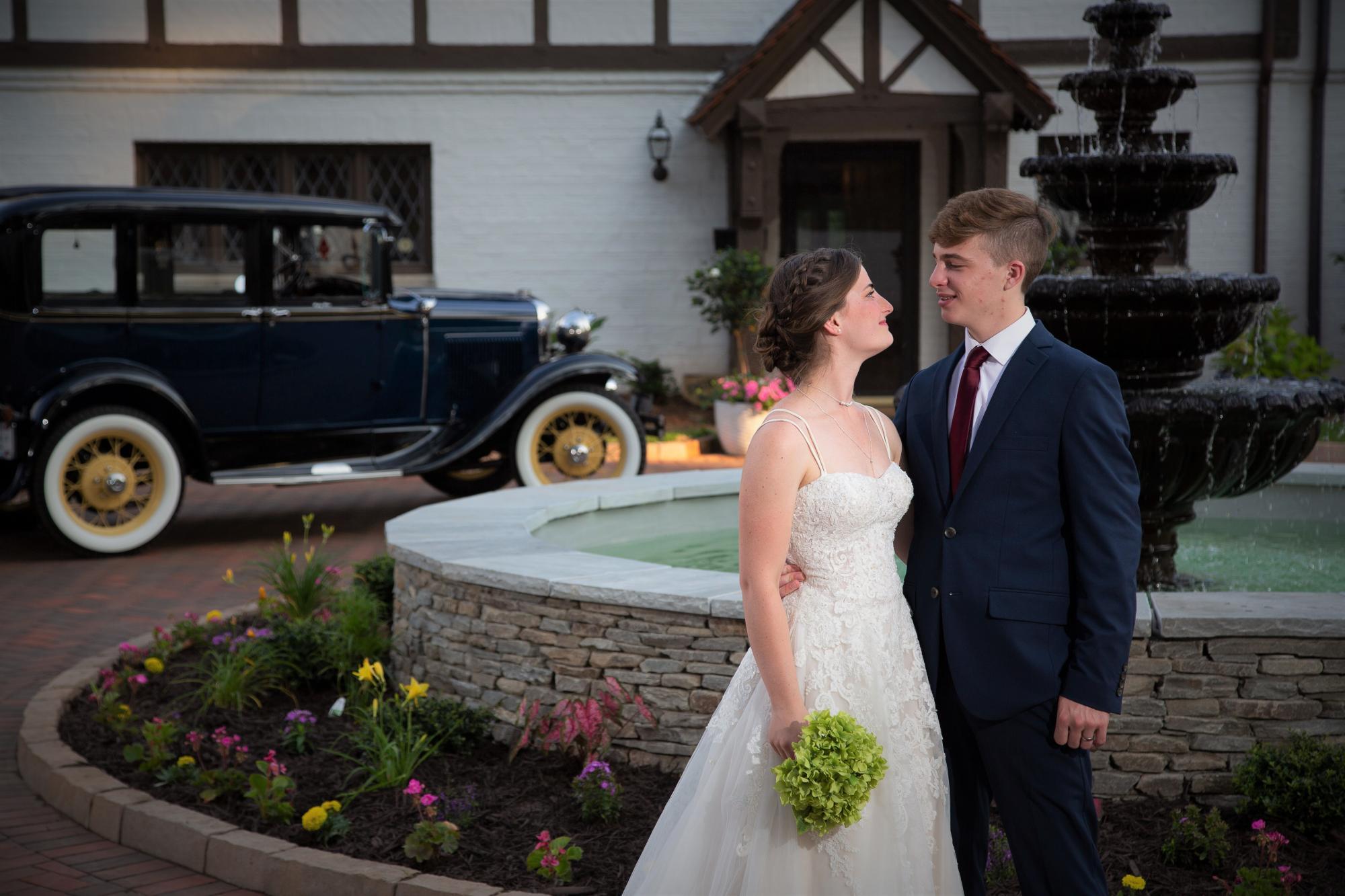 Southern Pines NC Wedding