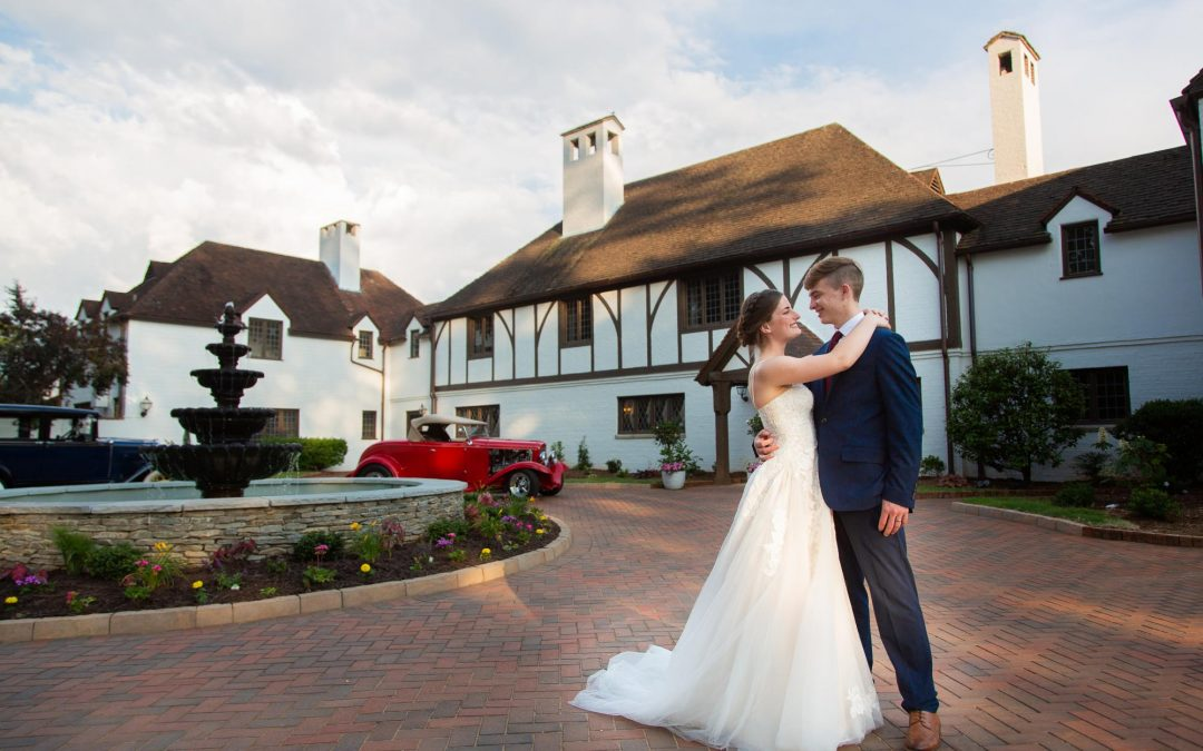 Micro Weddings at Duncraig Manor & Gardens | Moore County NC Weddings