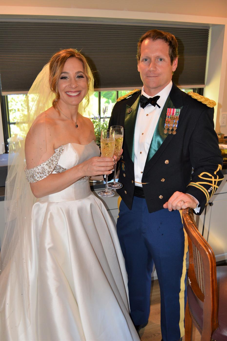 Moore County NC Wedding